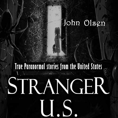 Stranger U.S. Audiobook By John Olsen cover art