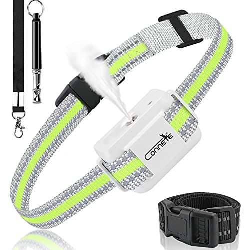 Collar de ladrido de citronela automático para Perros, [No Incluye Spray de citronela] Collar de adiestramiento de Perro en Aerosol, Collares de ladrido de citronela Humana