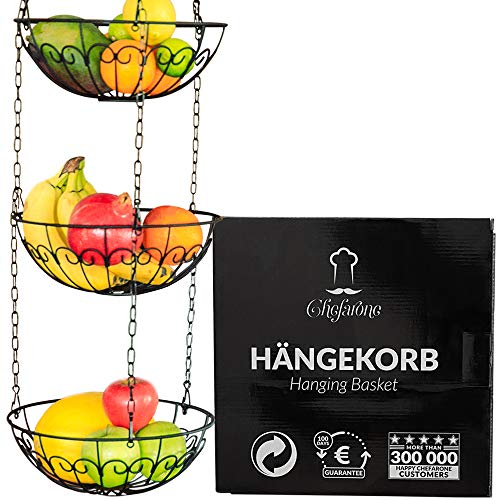 Chefarone -   Obstkorb zum