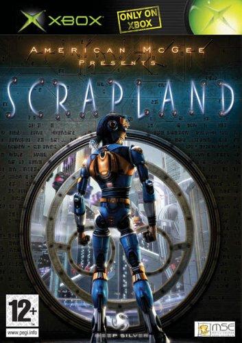 Xbox - Scrapland [auch für Xbox 360] (mit OVP) (gebraucht)