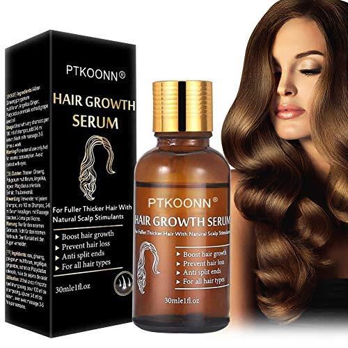 Tratamiento para el Cabello,Crecimiento del Cabello, Hair Serum,Tratamiento Cabello,Aceite para Crecimiento del Cabello,Hair Serum,Estimula el Crecimiento Cabello para Hombres y Mujeres