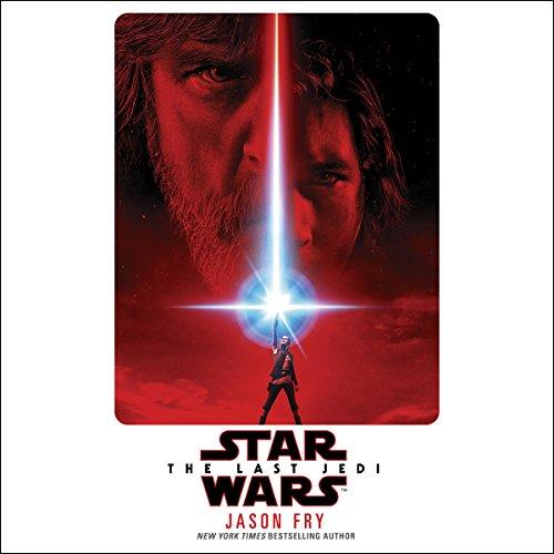 The Last Jedi cover art