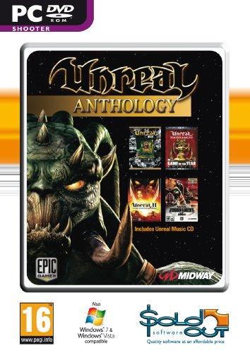 Unreal Anthology (PC DVD) [Edizione: Regno Unito]