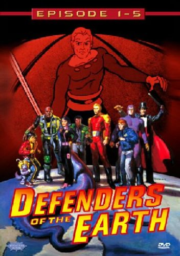 Defenders of the Earth - Episode 1-5