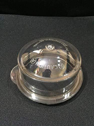 Pmw - Lid for Chutney Jar - 1 Piece - Mixer Grinder Jar Lid for Small Jar – 0.4/0.5 LTR