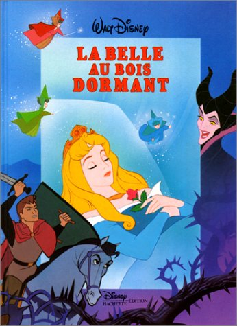 La Belle au Bois Dormant, DISNEY CINEMA PDF Books