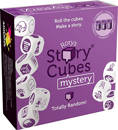 The Creativity Hub RSC29 Cubos de historia de Rory Mystery, multicolor , color/modelo surtido