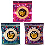 Siete Grain Free Tortillas Mix: Paleo & Grain Free, Gluten Free, Dairy Free, Vegan, you can freeze or refrigerate them.