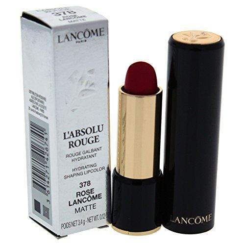 LANCOME Lancôme - L'absolu rouge mat - lipstick 378 rose lancome