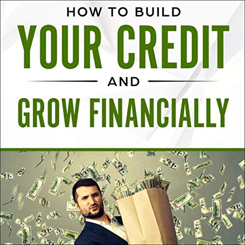 How To Build Your Credit & Grow Financially: Step By Step Guide Titelbild