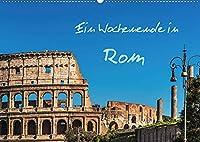 Ein Wochenende in Rom (Premium, hochwertiger DIN A2 Wandkalender 2022, Kunstdruck in Hochglanz): Ein Spaziergang durch die historische Altstadt der italienischen Hauptstadt Rom (Monatskalender, 14 Seiten )