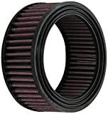 Kuryakyn 9493 Motorcycle Hypercharger Air Cleaner/Filter Component: Replacement K&N Filter...