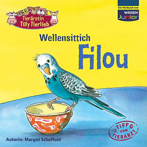 Wellensittich Filou audiobook cover art