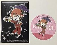 映画 銀魂 THE FINAL カプコンカフェ 池袋店 神楽 ブロマイド ポストカード 2点セット