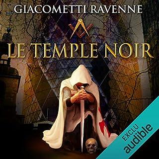 Page de couverture de Le temple noir