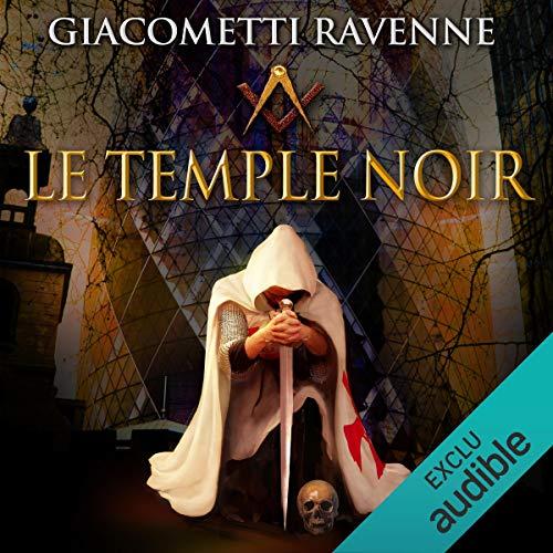 Le temple noir audiobook cover art