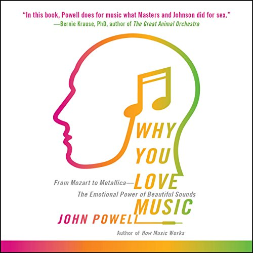 Why You Love Music audiobook cover art