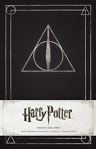 Harry Potter: Deathly Hallows, Ruled: Ruled Harry Potter Journal:
