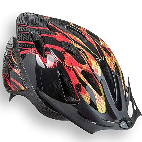 Schwinn Thrasher Child Lightweight Bike Helmet, Dial Fit Adjustment,...