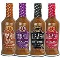 4-Pack Tabanero Low Sodium Hot Sauce Gift Set