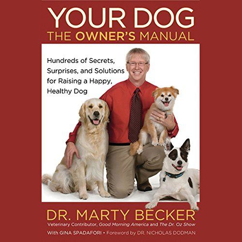 Your Dog: The Owner's Manual audiobook cover art