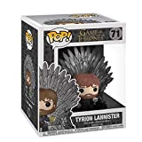 Gogowin Pop Television : Game of Thrones - Tyrion Lannister On Iron Throne 3.9inch Vinyl Gift for Bo...