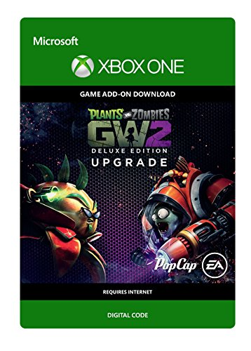 Plants vs. Zombies Garden Warfare 2: Deluxe Upgrade [Spielerweiterung] [Xbox One - Download Code]