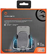 HANDS FREE: Give power to your phone while you give power to your gas pedal. Ventev's wireless car kit brings the latest in inductive wireless charging to your car with easy, one-handed docking and undocking and a rotating vent clip to fit most vehic...