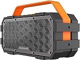 Bluetooth Speaker, Bugani M90 Portable Bluetooth Speaker with 30W Stereo Sound...