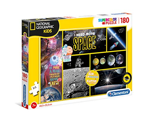 National Geographic   I Need More Space (29206.6)