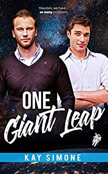 One Giant Leap by [Kay Simone]