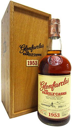 Glenfarclas - The Family Casks #1678-1953 53 year old Whisky