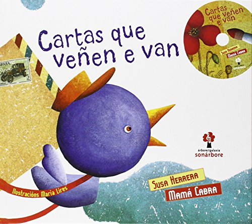 Cartas que ve–en e van (con cd): 6 (Sonárbore)
