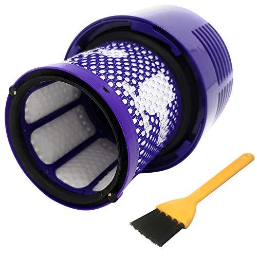 Blue Power unità di filtraggio Lavabile per Dyson V10 SV12 Ciclone Animal Absolute Total Clean Aspirapolvere Parti di Ricambio