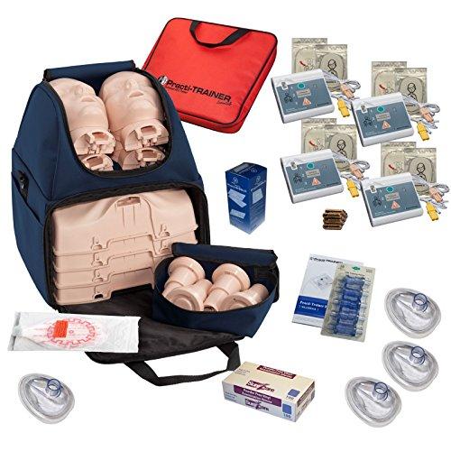 CPR Training Kit w Prestan Ultralite Manikins