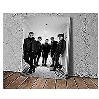 Cncoラテンメンズチームモダンクールキャンバスアートポスターとプリントリビングルームの装飾用の壁の写真キャンバスに印刷60x80cmフレームなし