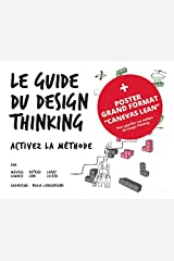 Le guide du design thinking + poster Hardcover