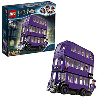 LEGO 75957 Harry Potter Knight Bus Toy, Triple-decker Collectible Set with Minifigures (B07KX54VHF) | Amazon price tracker / tracking, Amazon price history charts, Amazon price watches, Amazon price drop alerts