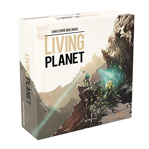 Living Planet Boardgame - English