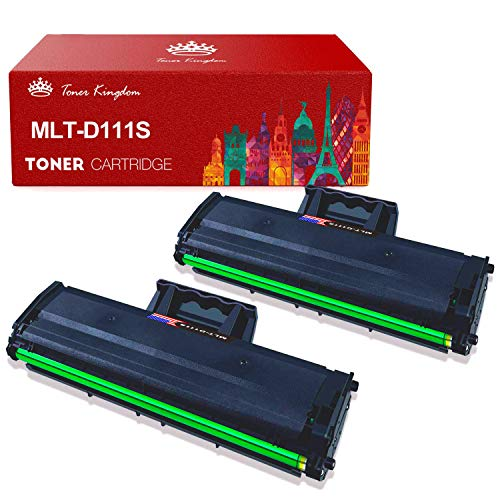 MLT-D111S Toner Kingdom Compatible Cartucho