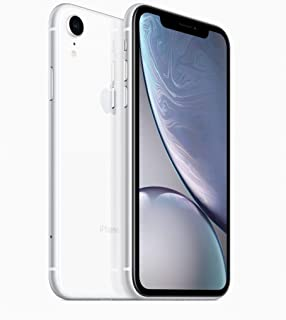 Apple iPhone XR with FaceTime 64GB 4G LTE - White