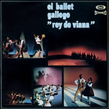 El Ballet Gallego Rey de Viana