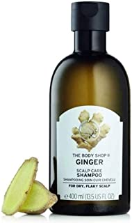 The Body Shop Ginger Scalp Care, Anti-Dandruff Shampoo - Large 400ml