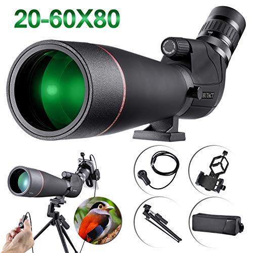 Telescopio Terrestre 20-60X80 Ae Spotting Scope