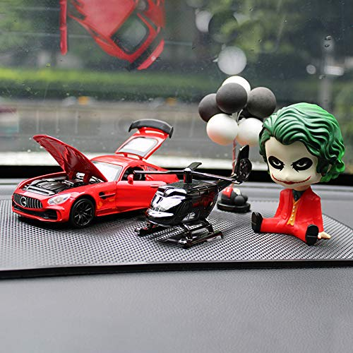 WOREX sculpture clay Car Perfume Helicopter Aroma Diffuser Car Interior Ornaments Decoration Car Furnishings