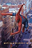 Close Up Spider-Man 2 Poster Spiderman Swinging (68,5 x
