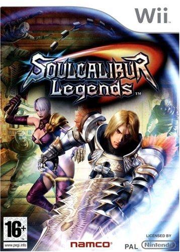 Soulcalibur Legends [Edizione : Francia]