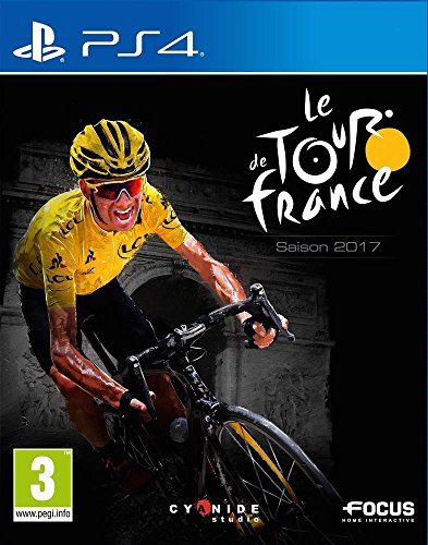 Tour de France 2017 - PlayStation 4 [Edizione: Francia]