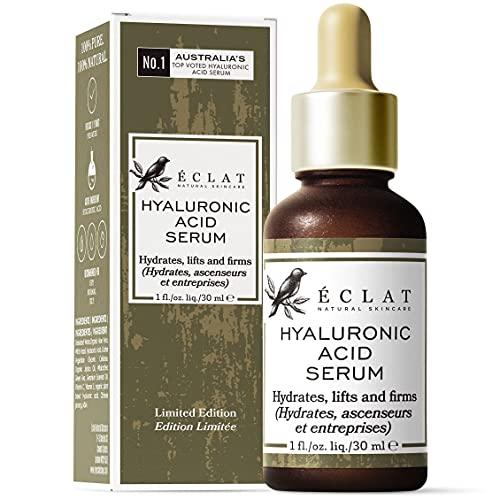 4. Suero de ácido hialurónico de Eclat Skincare
