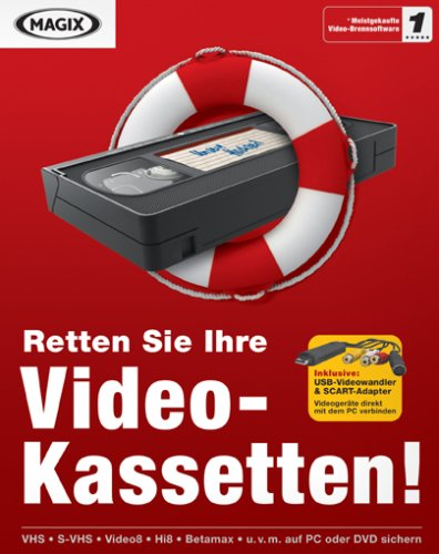 MAGIX Retten Sie Ihre Videokassetten